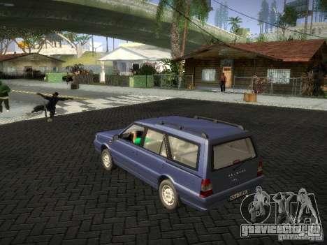 Daewoo FSO Polonez Kombi 1.6 2000 для GTA San Andreas вид слева
