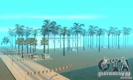 Island of Dreams V1 для GTA San Andreas