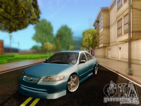 Honda Accord 2001 для GTA San Andreas