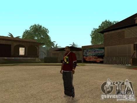 Майка Windows для GTA San Andreas четвёртый скриншот