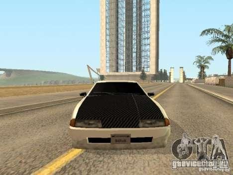 Elegy by Foresto_O для GTA San Andreas вид сверху