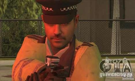 Новый Полицейский для GTA San Andreas второй скриншот