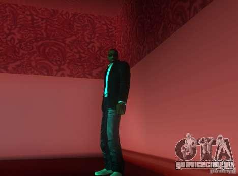 Cкин Репортера для GTA San Andreas четвёртый скриншот