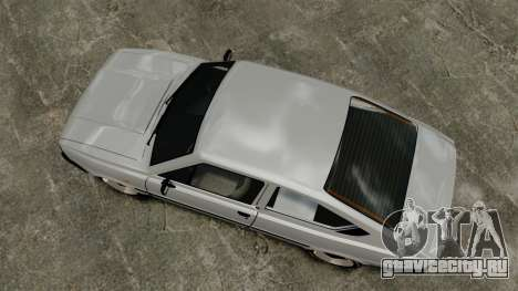 Skoda 120 Rapid v0.7 для GTA 4 вид справа
