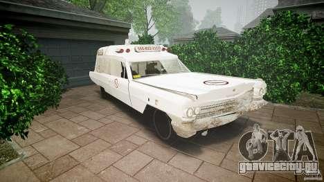 Cadillac Wildlife Control для GTA 4