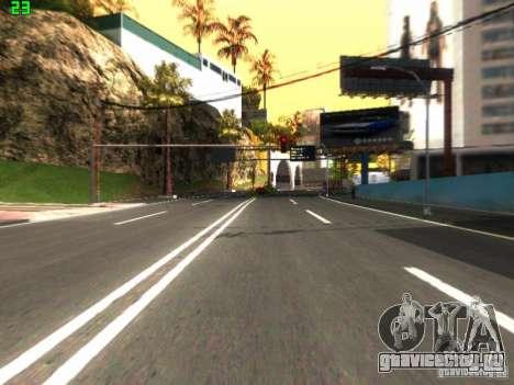 Roads Moscow для GTA San Andreas второй скриншот