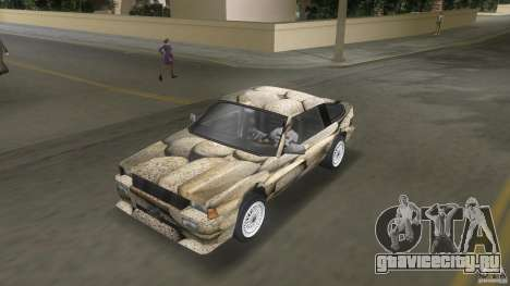 Blista rock stone stock для GTA Vice City