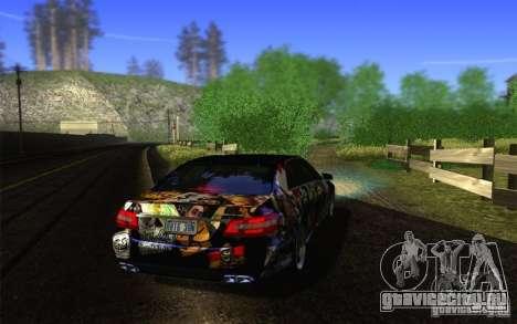 Awesome HD Graphic ENB Setts для GTA San Andreas второй скриншот