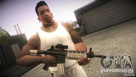 Weapon Pack by GVC Team для GTA San Andreas второй скриншот