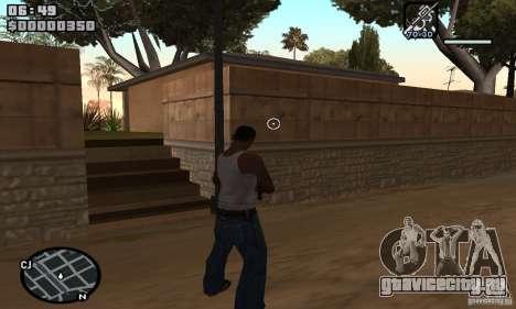HUD by Neo40131 для GTA San Andreas