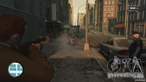 Contagium v1.2b для GTA 4 третий скриншот