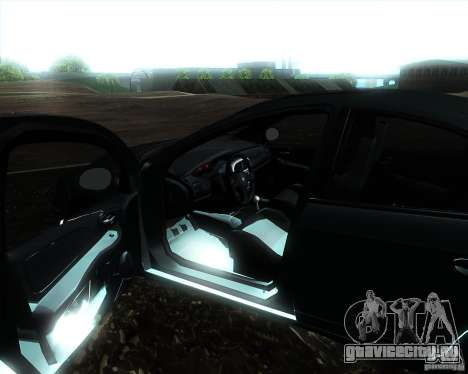 Dodge Neon для GTA San Andreas вид справа