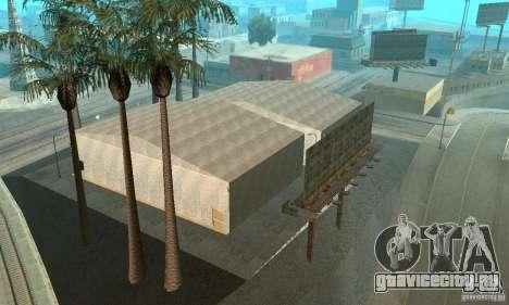 Basketball Court v6.0 для GTA San Andreas пятый скриншот