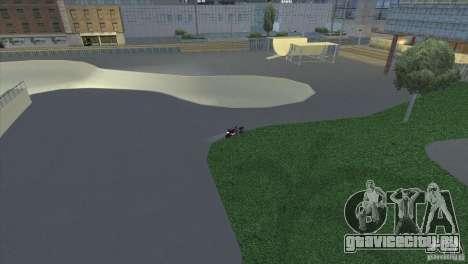 Новые текстуры домов и гаражей для GTA San Andreas пятый скриншот