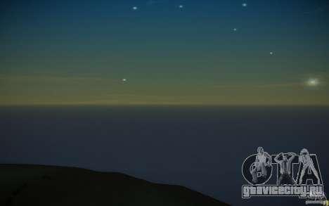 HD Вода v3.0 для GTA San Andreas седьмой скриншот