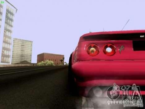 Lotus Esprit V8 для GTA San Andreas вид справа