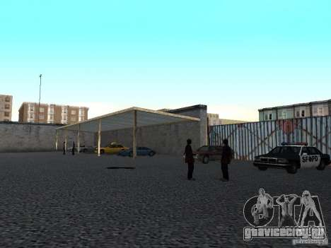 Реалистичная автошкола v1.0 для GTA San Andreas третий скриншот