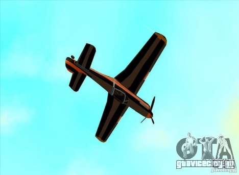 New Rustler для GTA San Andreas вид справа