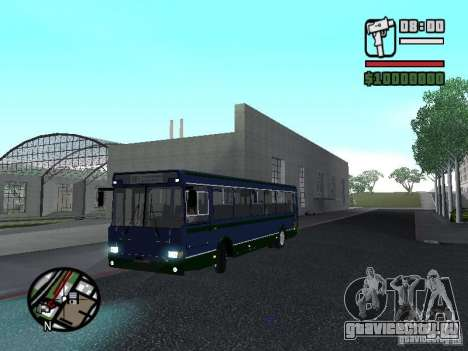ЛиАЗ 5256.25-II для GTA San Andreas