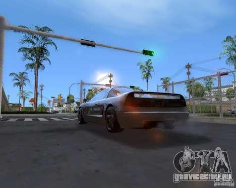 ENBSeries для слабых PC для GTA San Andreas второй скриншот
