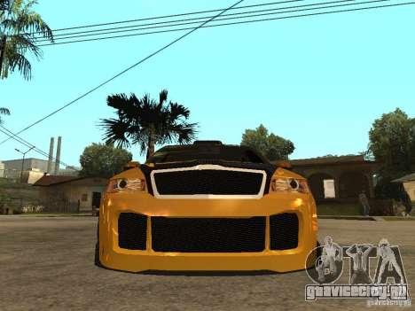 Skoda Octavia II Tuning для GTA San Andreas