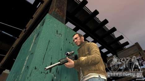 PSG1 (Heckler & Koch) для GTA 4 четвёртый скриншот
