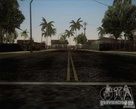 Новые дороги во всем San Andreas для GTA San Andreas