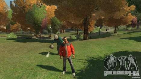 Красивая Растительность для GTA 4 второй скриншот