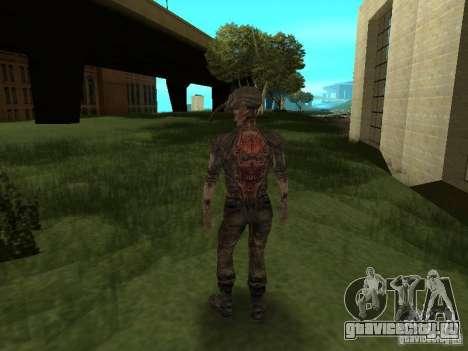Снорк из С.Т.А.Л.К.Е.Р для GTA San Andreas пятый скриншот