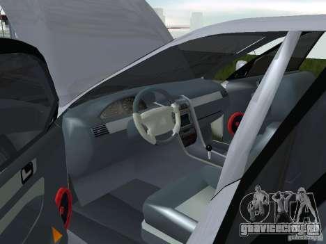 Mitsubishi Legnum для GTA San Andreas вид справа