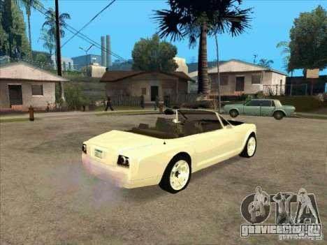 GTA 4 TBOGT Super Drop Diamond для GTA San Andreas