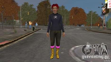 Player Selector для GTA 4 второй скриншот
