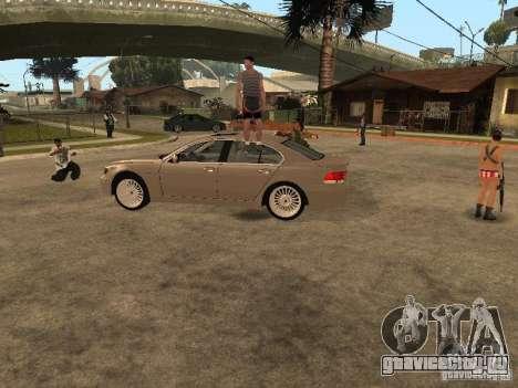 Пати на Groove st. для GTA San Andreas второй скриншот