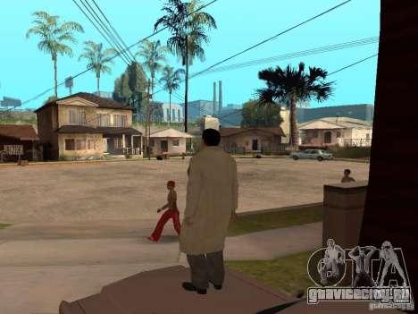 Joe Barbaro из Mafia 2 для GTA San Andreas третий скриншот