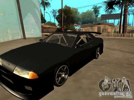 New Tuning Kits for Elegy для GTA San Andreas