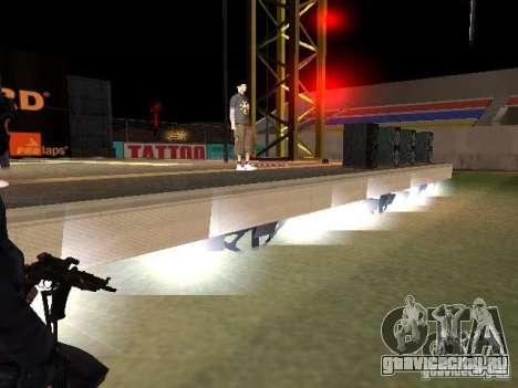 Концерт АК-47 для GTA San Andreas десятый скриншот