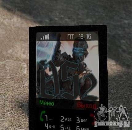 Новые темы для телефона для GTA 4 третий скриншот