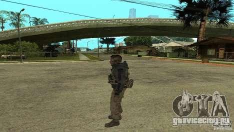 Soap для GTA San Andreas четвёртый скриншот