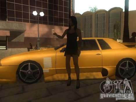 Reality GTA v2.0 для GTA San Andreas третий скриншот