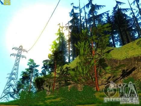 Совершенная растительность v.2 для GTA San Andreas восьмой скриншот