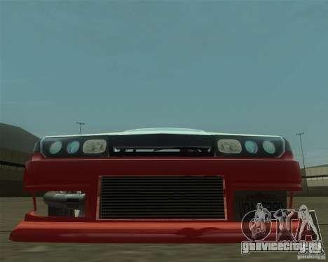 Nissan Cefiro A31 (D1GP) для GTA San Andreas вид сзади