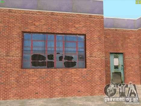 Новый гараж в Doherty для GTA San Andreas четвёртый скриншот