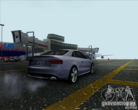 Audi S5 для GTA San Andreas вид слева
