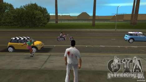 Blood Psycho для GTA Vice City второй скриншот