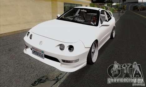 Acura Integra для GTA San Andreas