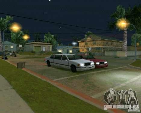 Elegant Limo для GTA San Andreas