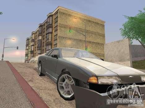 LowEND PCs ENB Config для GTA San Andreas восьмой скриншот