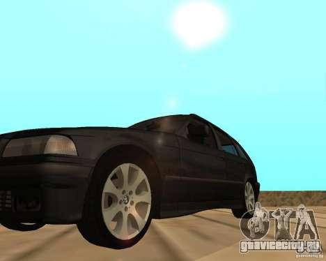 BMW 318i Touring для GTA San Andreas вид справа