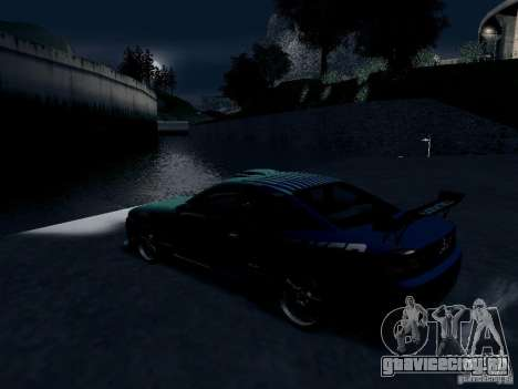 ENBSeries by Shake для GTA San Andreas