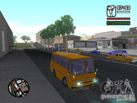 TV 7 для GTA San Andreas